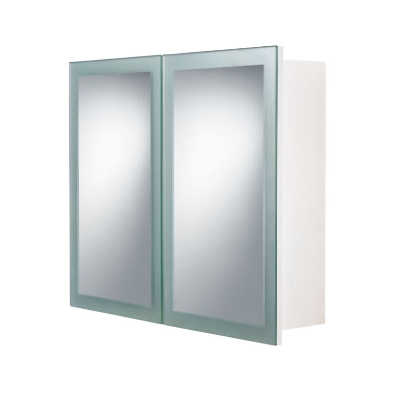 bathroom wall cabinet frosted glass cabinet door frosted glass