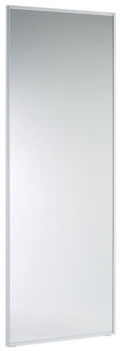 B&Q Value Mirror Door White (H)2220 (W)914 (D)30mm