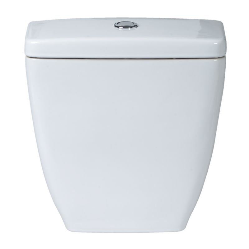 Close-Coupled Cistern White