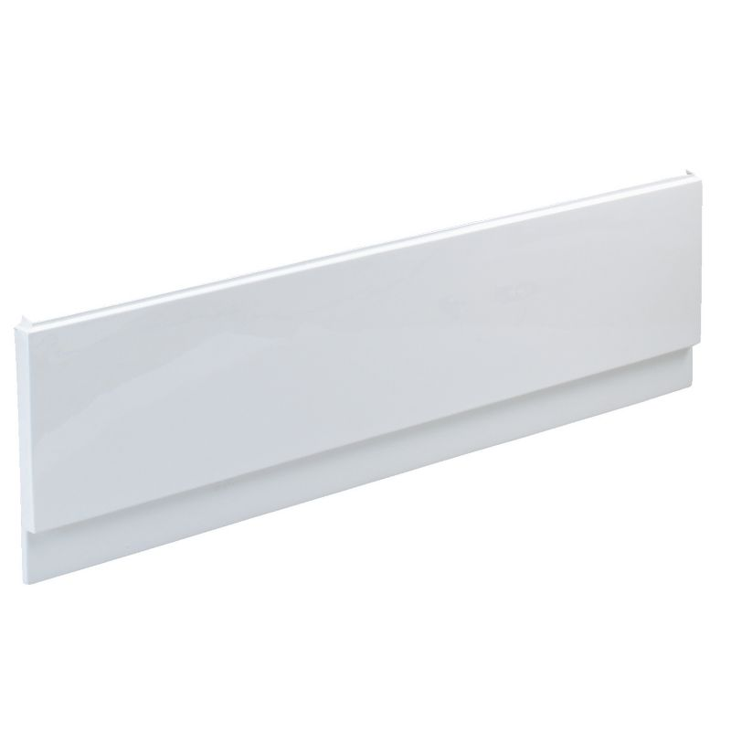Straight Bath Front Panel White (L)1700mm