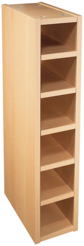 Beech Style Wine Rack Cabinet 150mm - CLICK FOR MORE INFORMATION