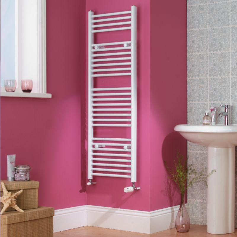 towel radiators b and q bandq ladder decorative towel. Black Bedroom Furniture Sets. Home Design Ideas