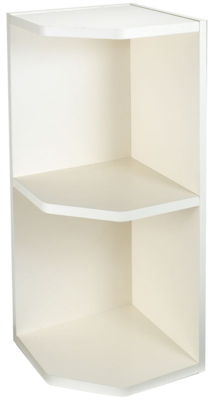 Ivory Classic Open End Wall Unit 300mm