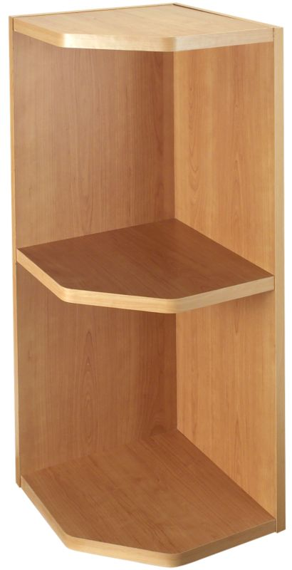 Cherry Style Modern Open End Wall Unit 300mm