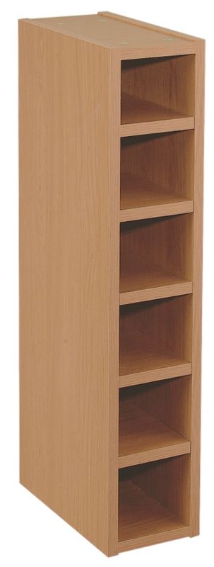 Solid Oak Wine Rack Cabinet 150mm - CLICK FOR MORE INFORMATION