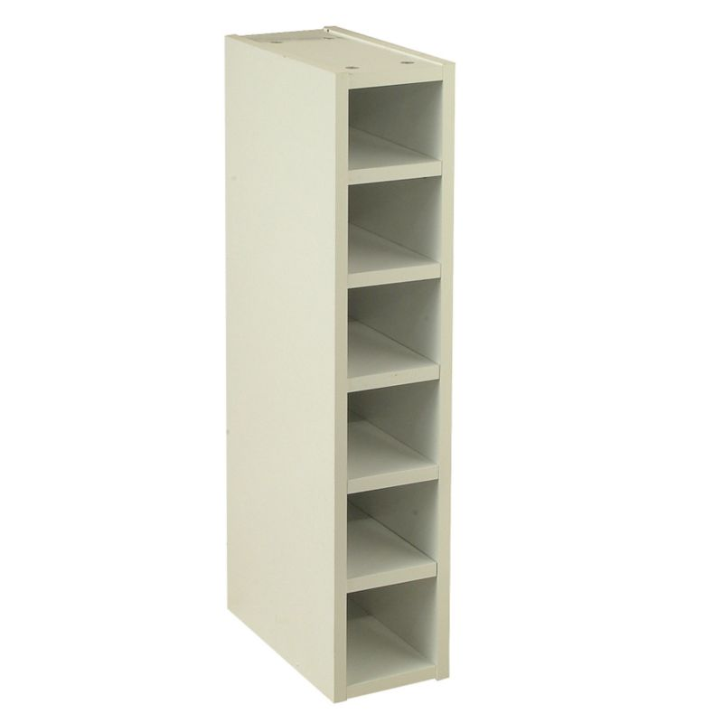White Wine Rack Cabinet 150mm - CLICK FOR MORE INFORMATION