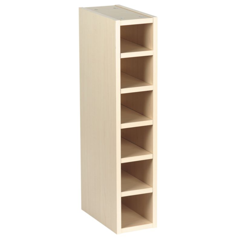 Maple Style Modern Wine Rack Cabinet - CLICK FOR MORE INFORMATION