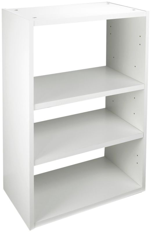Peninsular Wall Unit White Style H720 x W500 x D290mm