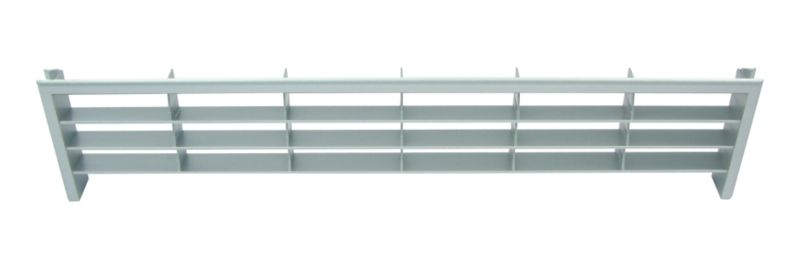 Ventilation Grill Silver Effect - CLICK FOR MORE INFORMATION