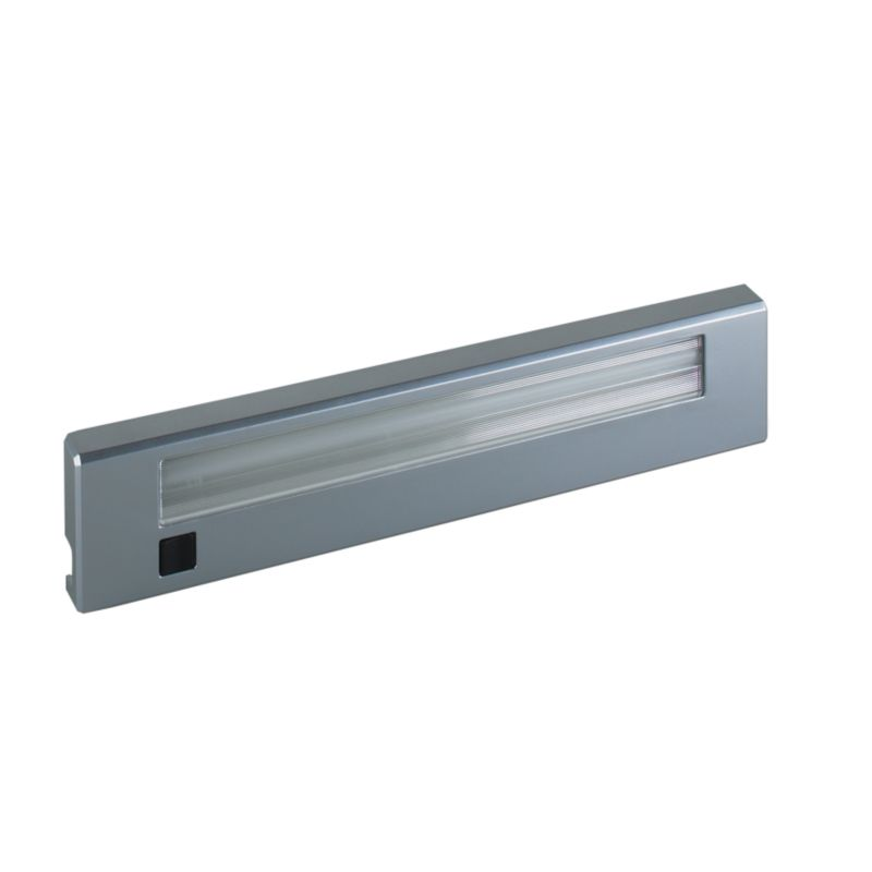 Silver Effect Fluorescent Light (H)21 x (W)342mm - CLICK FOR MORE INFORMATION