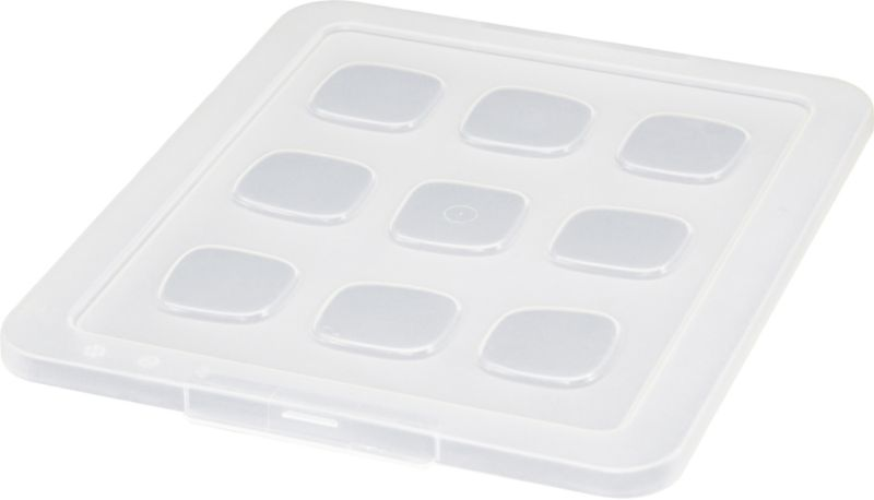 BandQ Small Stacker Lid Clear