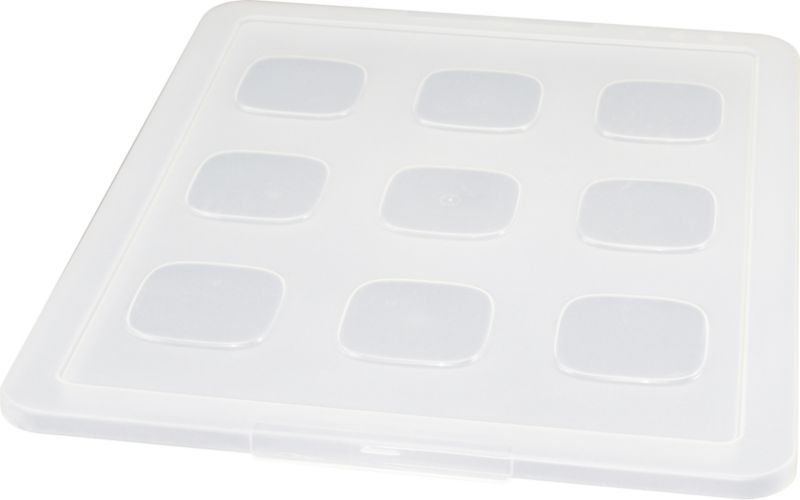 BandQ Form Large Stacker Lid Clear
