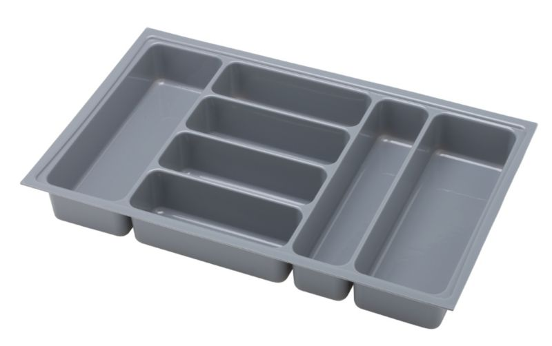 Prestige Cutlery Tray 800mm Grey - CLICK FOR MORE INFORMATION