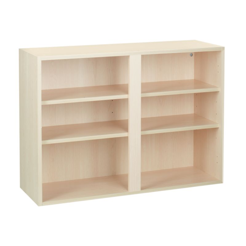 Cooke and Lewis Standard Wall Unit Ash 100mm