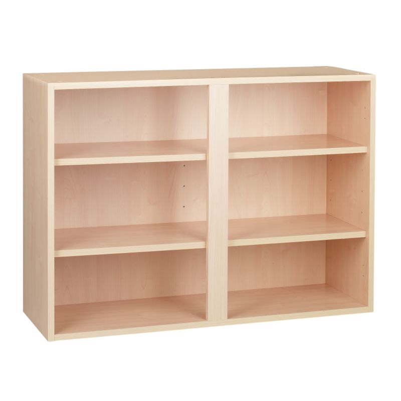 Cooke and Lewis Standard Wall Unit Birch 100mm