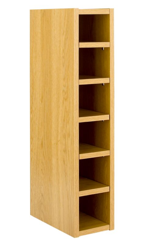 Traditional Oak Style Wine Rack - CLICK FOR MORE INFORMATION