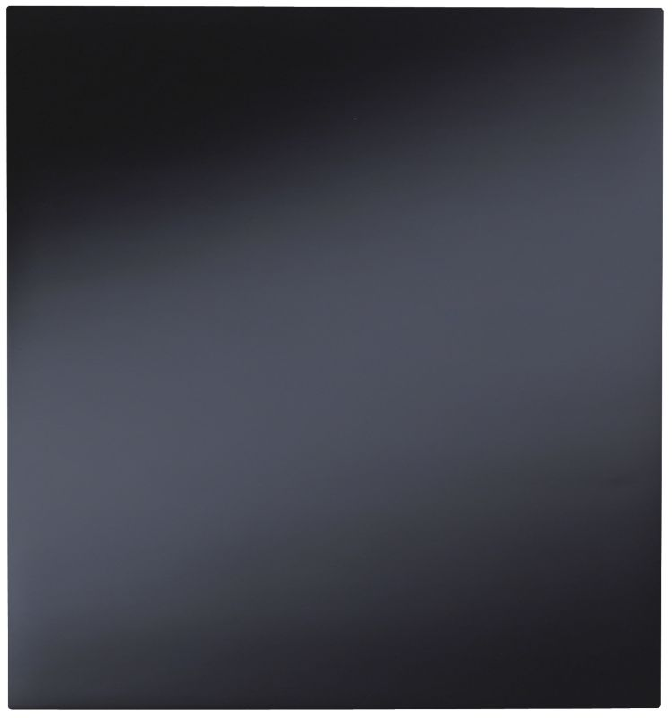 Cooke and Lewis High Gloss Black Pack J Semi-Intergrated Dishwasher Door 600mm
