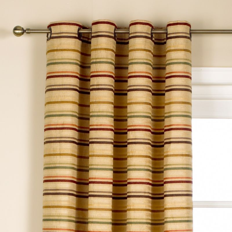 Colours by BandQ Darwin Eyelet Curtains Cream Mix