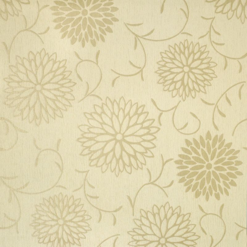 Colours by BandQ Romantic Wallcovering Cream 10M