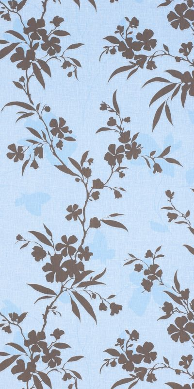 Colours by BandQ Vogue Wallcovering Blue/