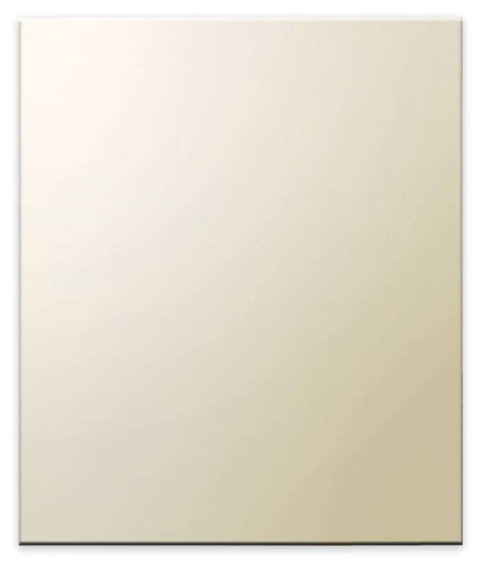 Gloss Cream Slab Base End Panel B - CLICK FOR MORE INFORMATION
