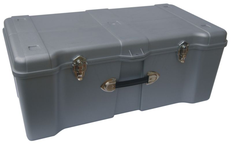 BandQ Core Storage Chest Grey Large