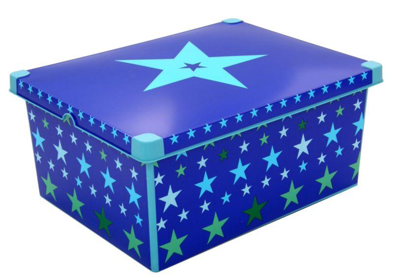 BandQ Core Fun Deco Box Mixed Medium