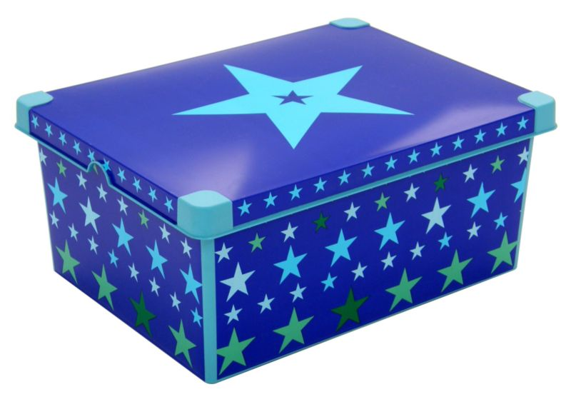 BandQ Core Fun Deco Box Mixed Large