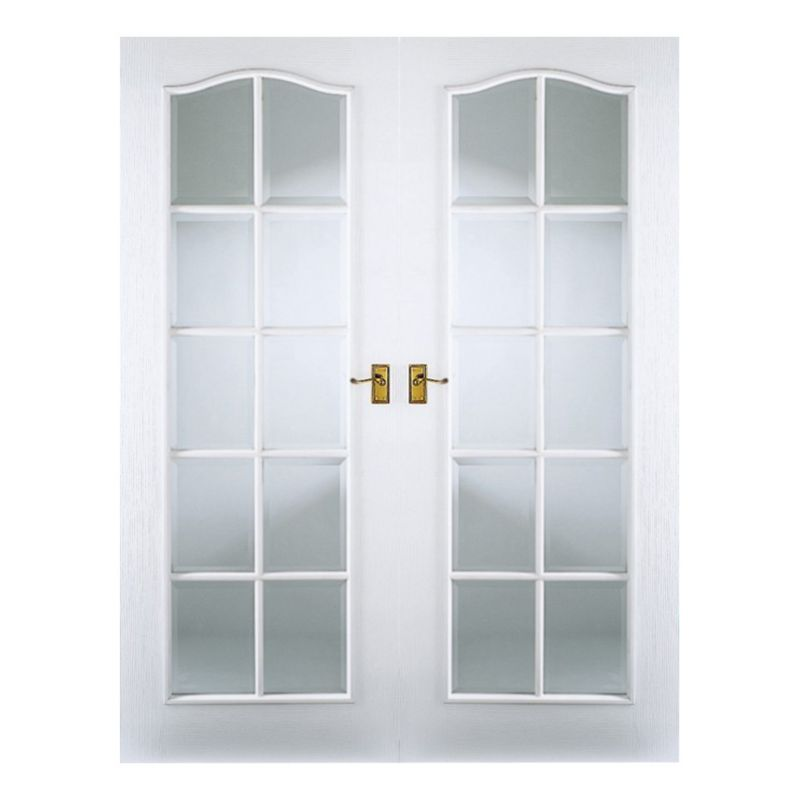 Buy cheap frosted glass door compare storage prices for for B and q french doors