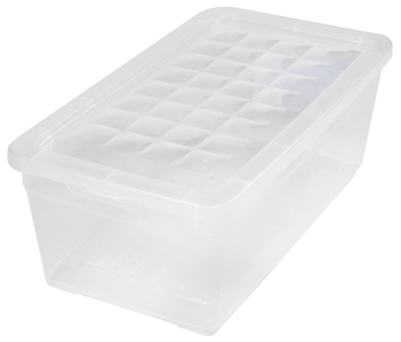 BandQ Core Accessory Box (Includes Lid) Clear