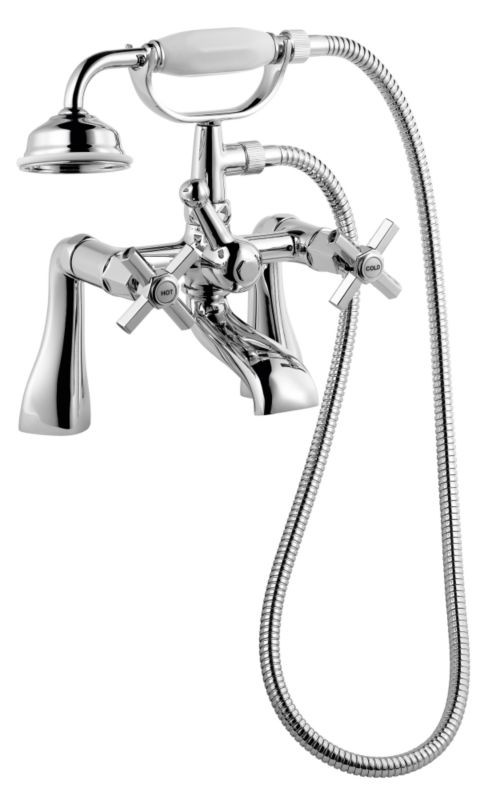 Deco Bath Shower Mixer Chrome