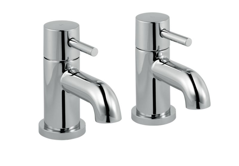 Minima Basin Taps Chrome
