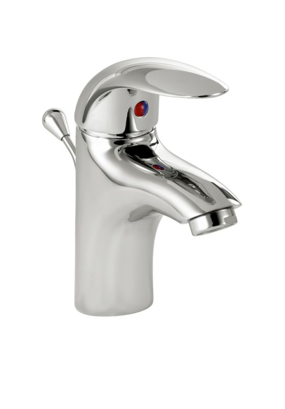Wave Basin Mixer Chrome Effect
