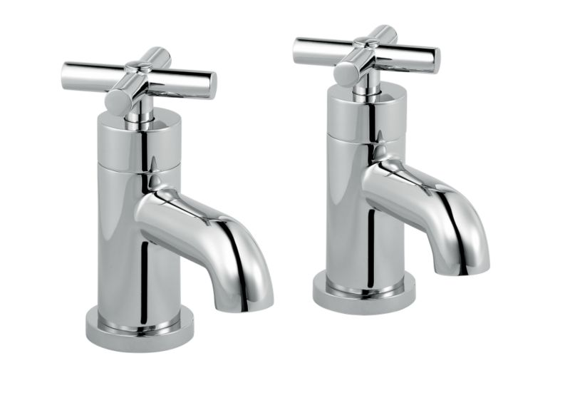 Quattre Basin Taps Chrome