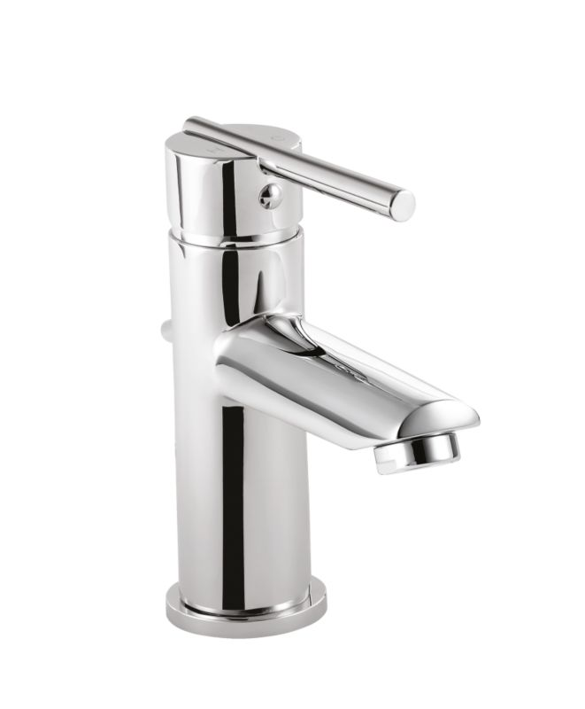 Tranquillity Basin Mixer Chrome