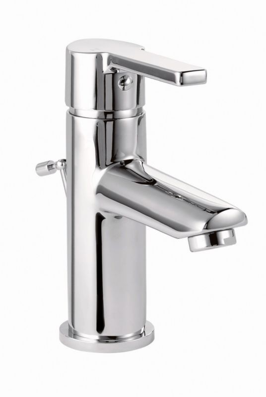 Purity Basin Mixer Chrome