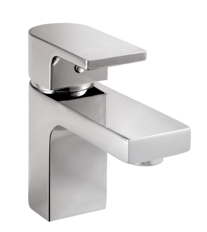 Mode Basin Mixer Chrome Effect
