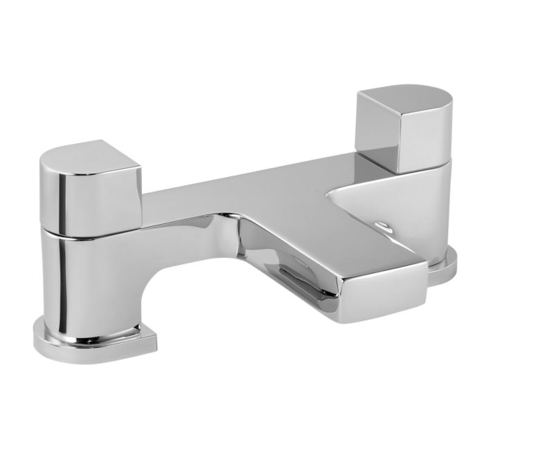 Mode Bath Filler Chrome Effect