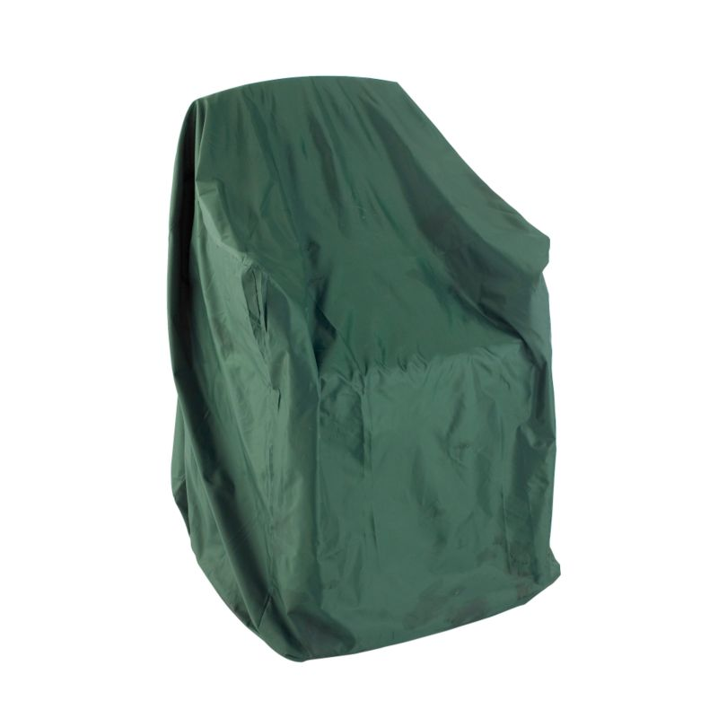 Luxury Stacking Chair Cover Green