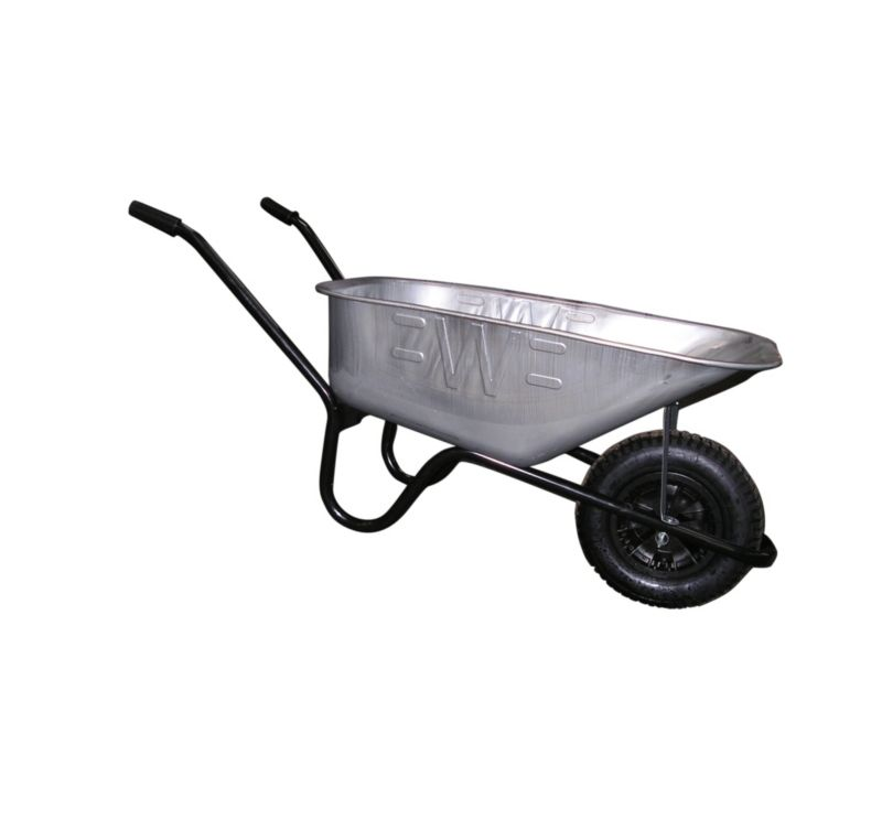 Walsall Premier Plus 120 Litre Wheelbarrow