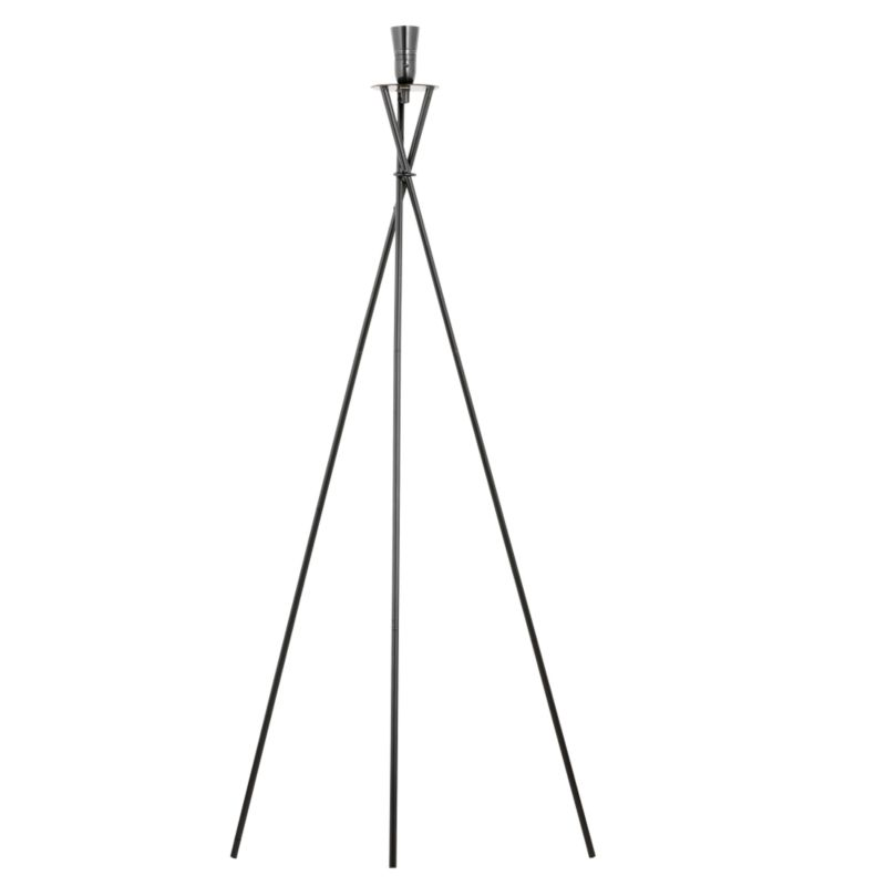 Lights by BandQ Tripod Floor Lamp Black BNQ41773