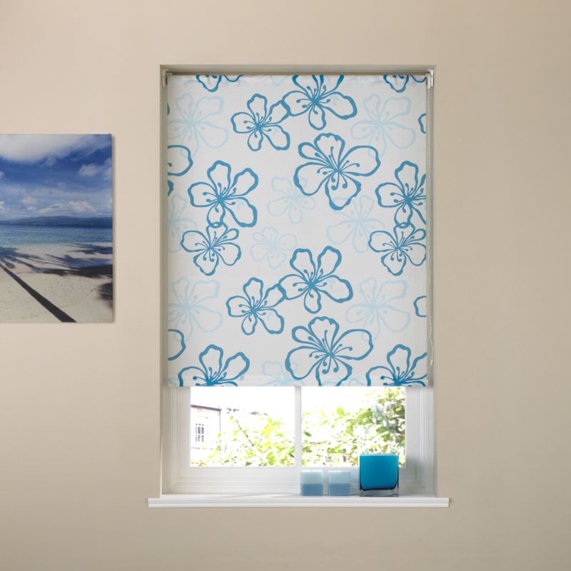 Colours by BandQ Tropical Paradise Roller Blind