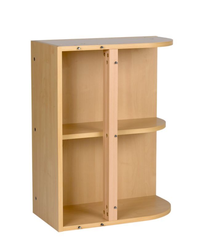 Cooke And Lewis Curved Base Unit Birch