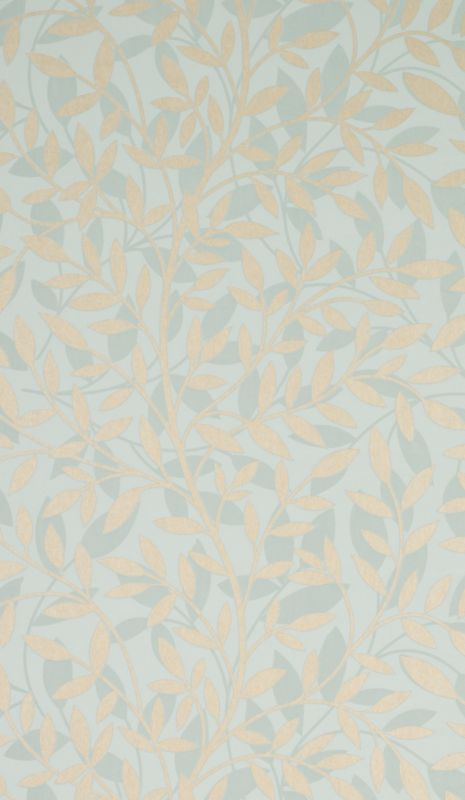 Colours by BandQ Nancy Wallcovering Duck Egg 10m