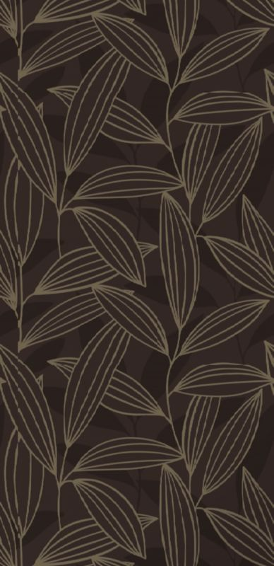 Colours by BandQ Carolyn Wallcovering Brown 10m