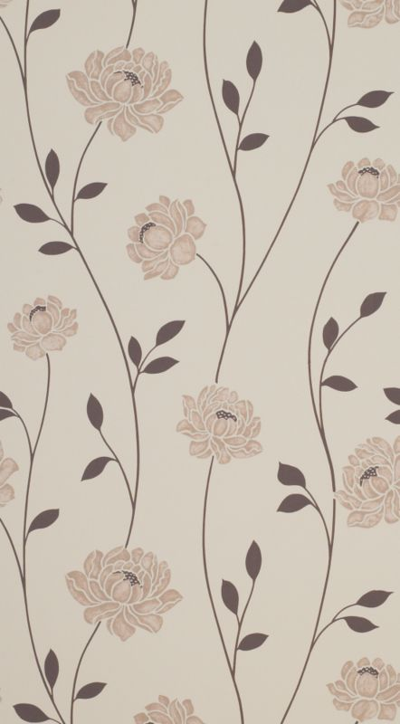 Colours by BandQ Sienna Wallcovering Neutral 10m