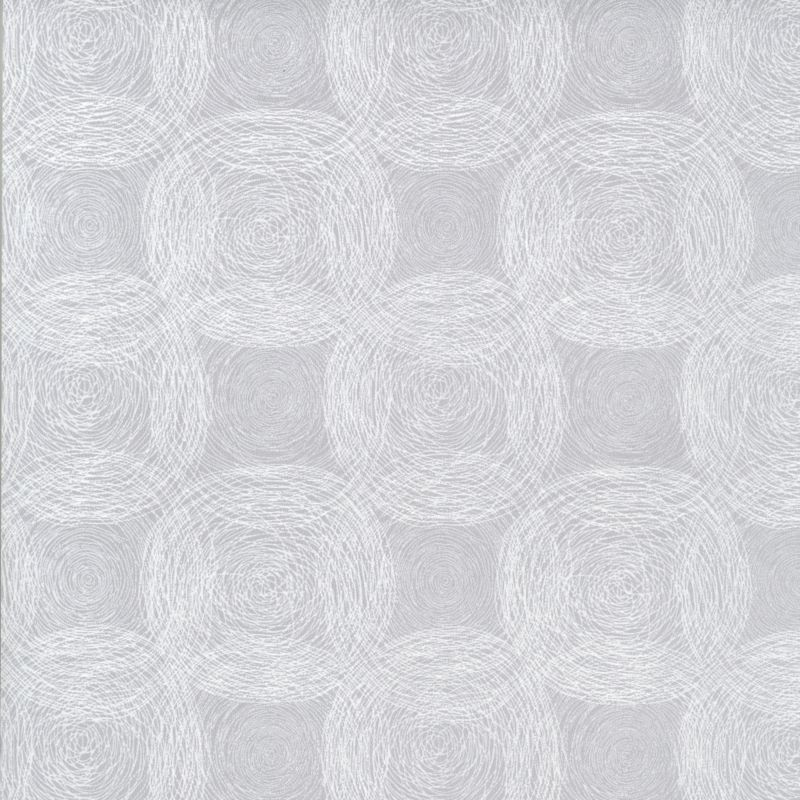 Lila Paste The Wall Wallpaper in White and Grey by Colours