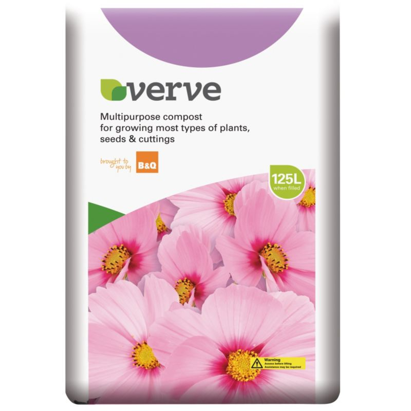 Verve Multipurpose Compost 125L