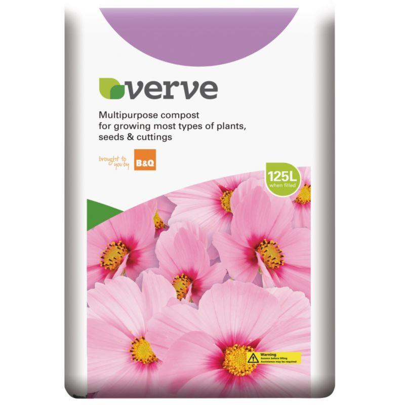 Verve Multipurpose Compost 125L