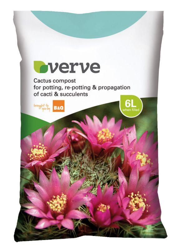 Verve Cactus Compost 6L